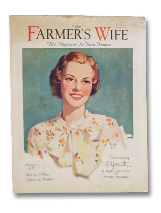 The Farmer's Wife Magazine (November 1935, Vol. XXXVIV, Number 11), The Farmer's Wife