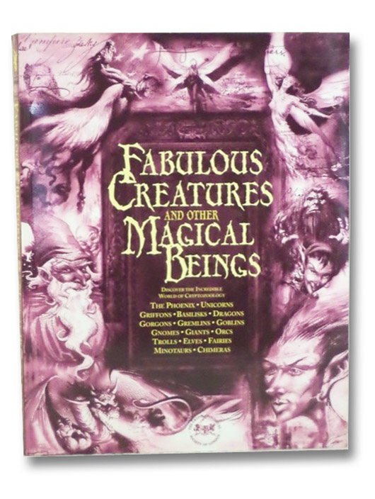 Fabulous Creatures and Other Magical Beings, Levy, Joel
