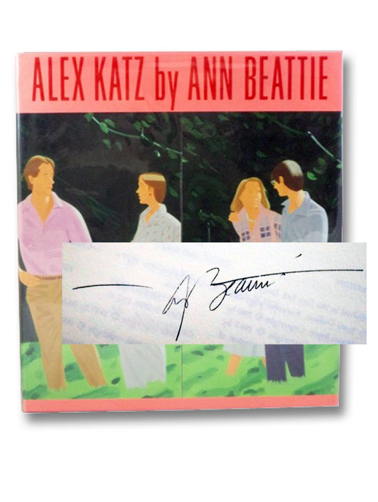 Alex Katz, Beattie, Ann