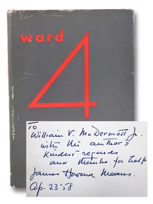 Ward 4, Means, James Howard; Burwell, Charles Sidney