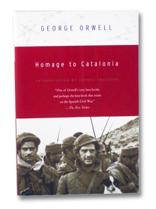 Homage to Catalonia, Orwell, George