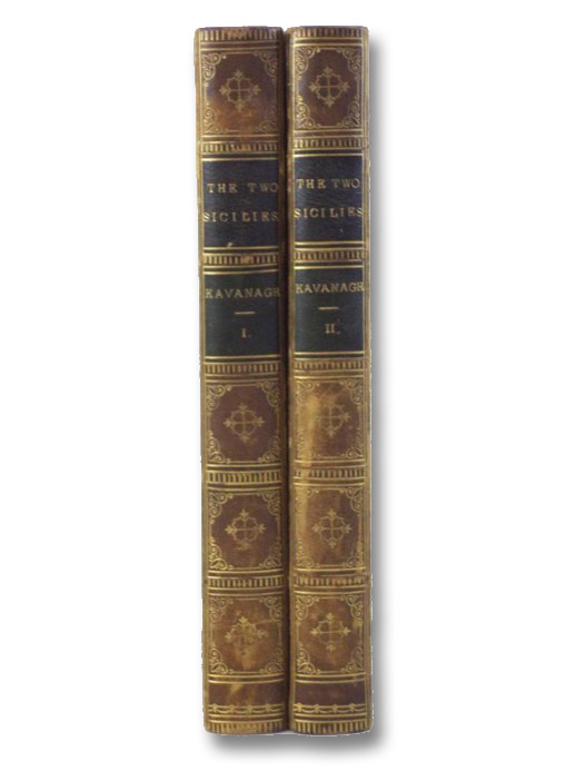 A Summer and Winter in the Two Sicilies., in Two Volumes, Kavanagh, Julia