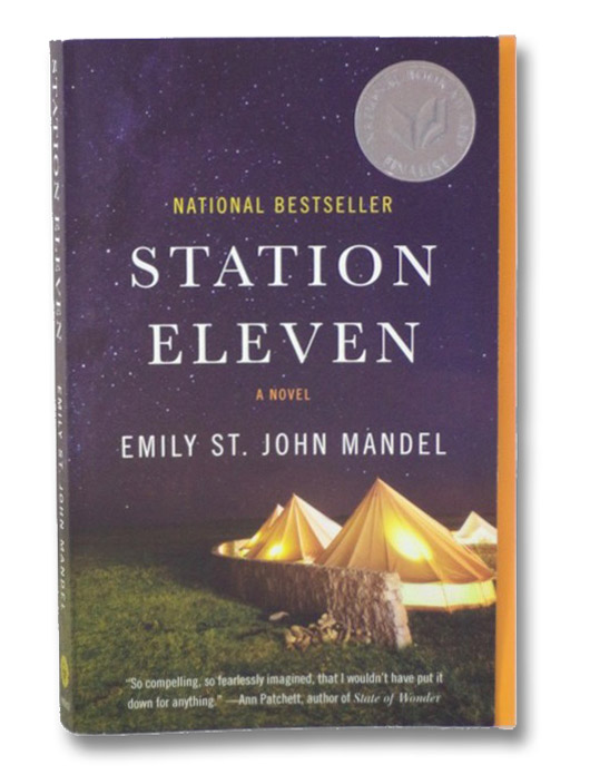 Station Eleven, Mandel, Emily St. John
