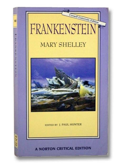 Frankenstein, Shelley, Mary