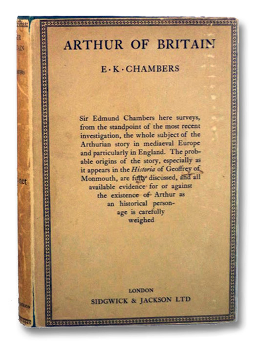 Arthur of Britain, Chambers, E.K.