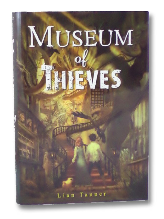 Museum of Thieves (The Keepers), Tanner, Lian