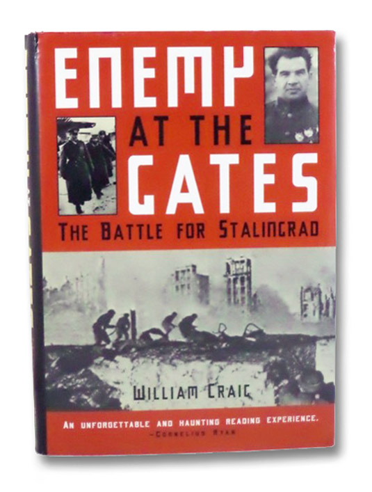 Enemy at the Gates: The Battle for Stalingrad, Craig, William