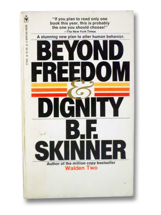 Beyond Freedom and Dignity, Skinner, B.F.