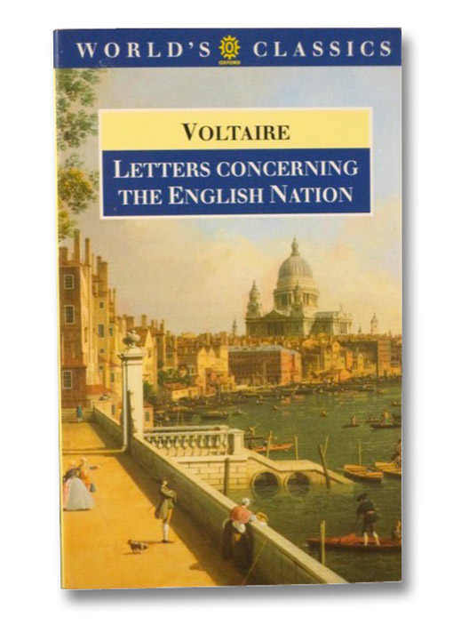 Letters Concerning the English Nation, Voltaire