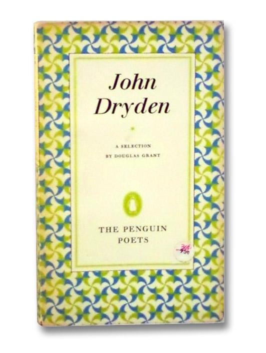 Poems and Prose of John Dryden, Dryden, John