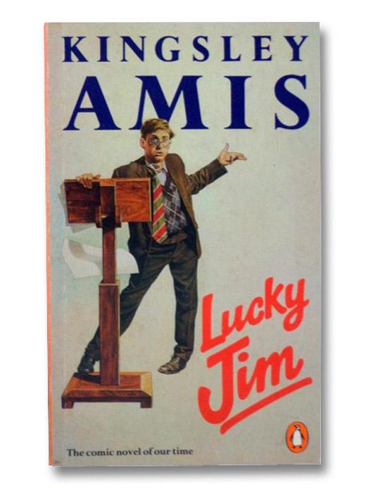 Lucky Jim, Amis, Kingsley