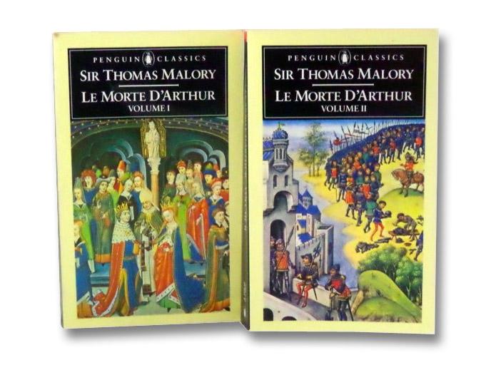 Le Morte D'Arthur: 2-Volume Set, Malory, Sir Thomas