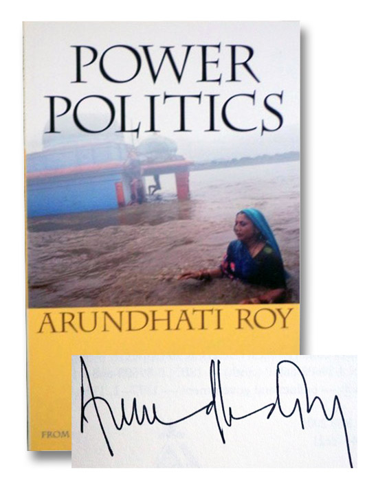 Power Politics, Roy, Arundhati