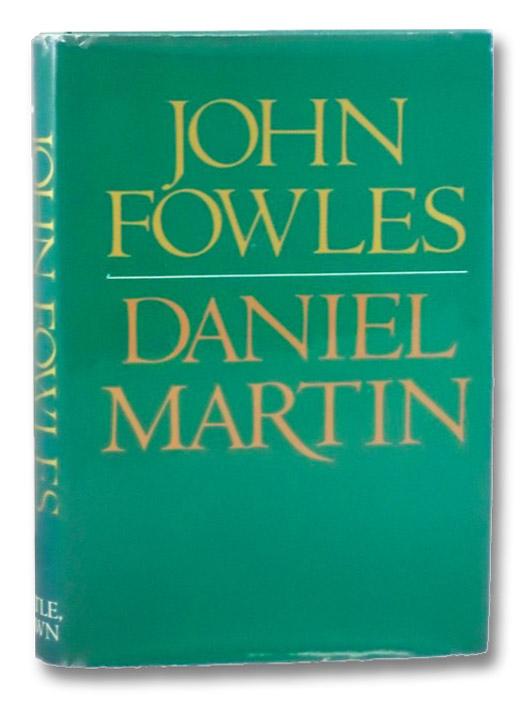 Daniel Martin, Fowles, John