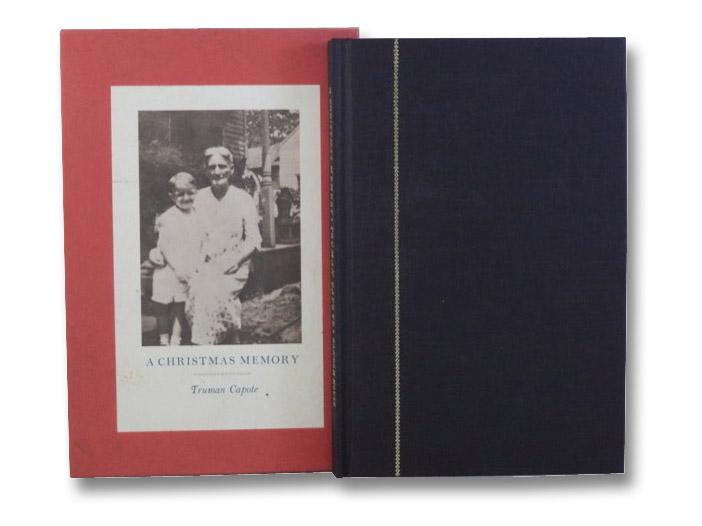 A Christmas Memory, Capote, Truman