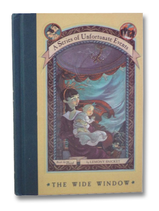 The Wide Window (A Series of Unfortunate Events, Book 3), Snicket, Lemony