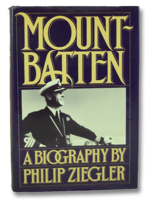 Mountbatten: A Biography, Ziegler, Philip