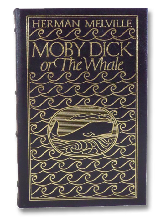 Moby Dick; or, The Whale (The 100 Greatest Books Ever Written), Melville, Herman; Fadiman, Clifton