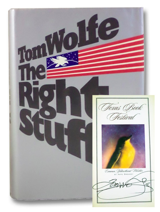 The Right Stuff, Wolfe, Tom