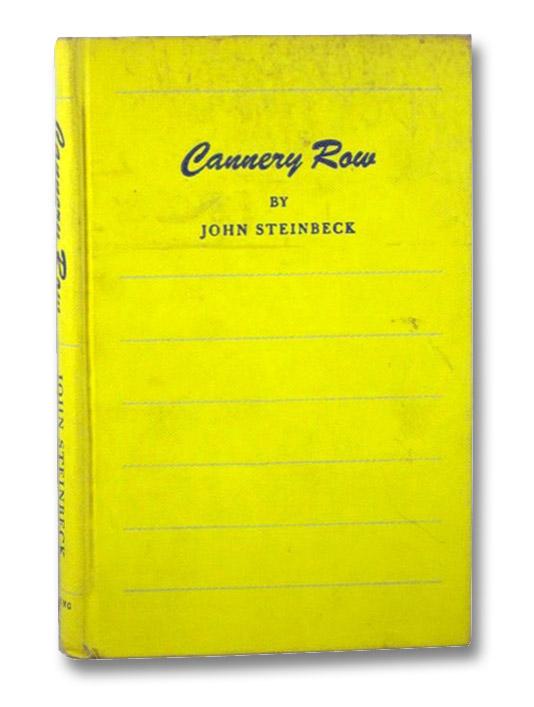 Cannery Row, Steinbeck, John