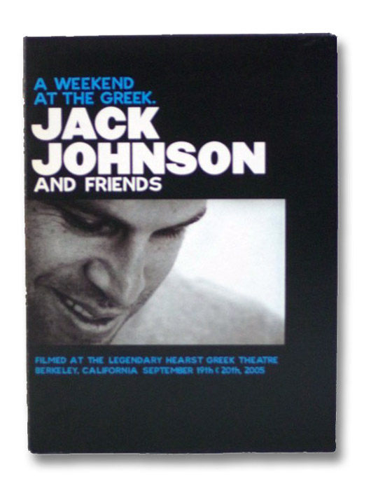 Jack Johnson: A Weekend At The Greek & Live In Japan (2 DVD Set)