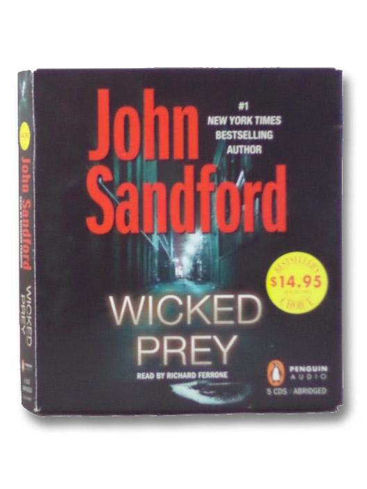 Wicked Prey (Audiobook), Sandford, John
