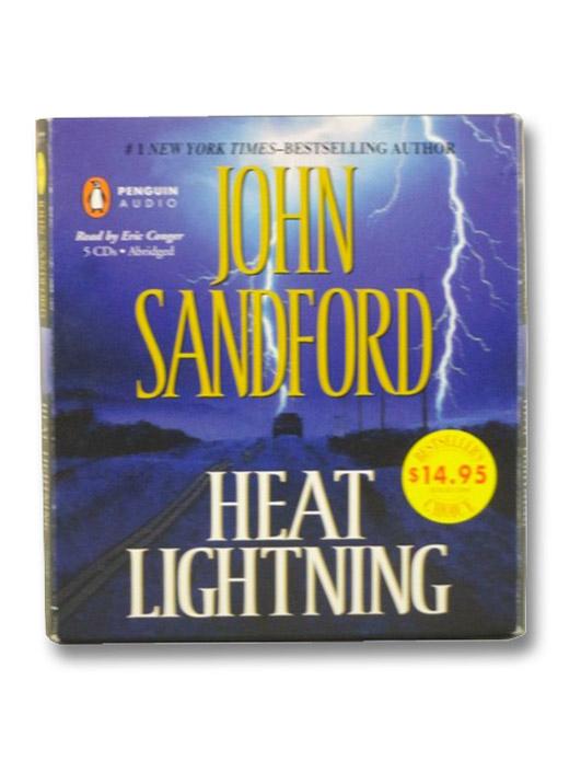 Heat Lightning (Audiobook), Sandford, John