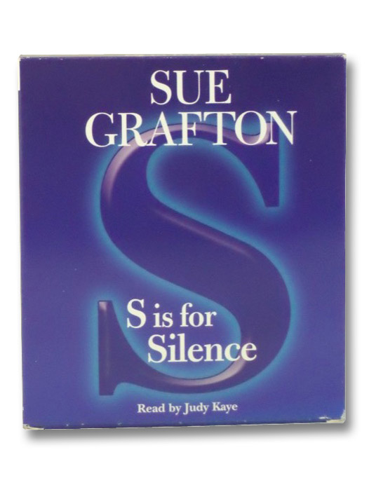 S Is For Silence (Audiobook), Grafton, Sue