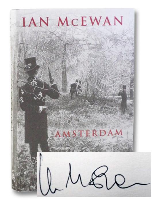 Amsterdam, McEwan, Ian