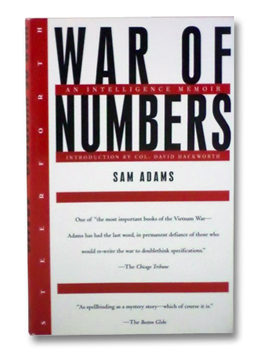War of Numbers: An Intelligence Memoir, Adams, Sam