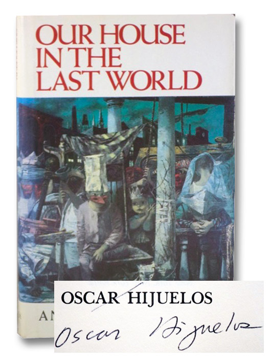 Our House in the Last World, Hijuelos, Oscar