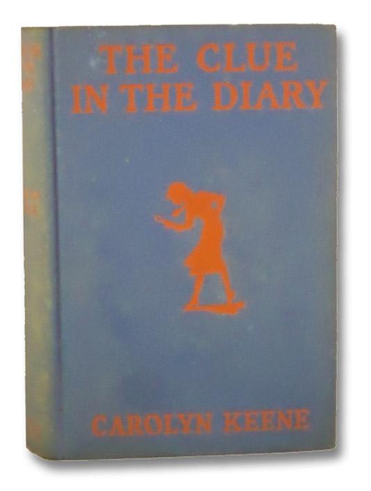 The Clue in the Diary (Nancy Drew, No. 7), Keene, Carolyn