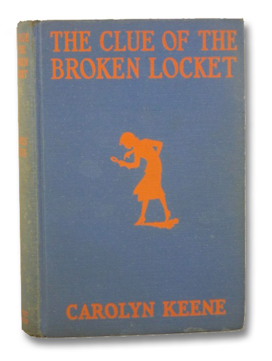 The Clue of the Broken Locket (Nancy Drew, No. 11), Keene, Carolyn