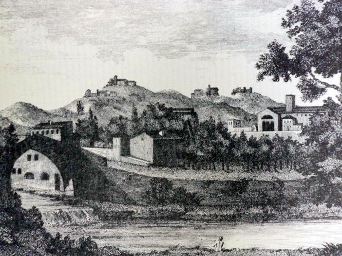 Viaggio Storico e Pittorico Ossia Guida Della Toscana, Bennassuti, Giuseppe