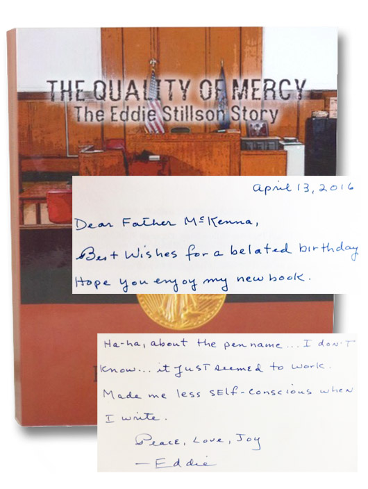 The Quality of Mercy: The Eddie Stillson Story, Nessuno, Charles [DeMott, Edward John]