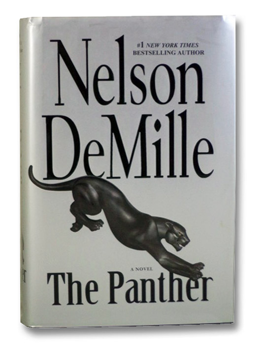 The Panther (A John Corey Novel), DeMille, Nelson