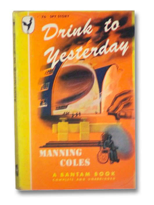 Drink to Yesterday (No. 76), Coles, Manning