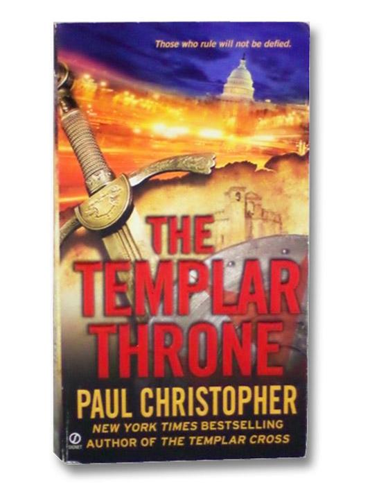 The Templar Throne, Christopher, Paul