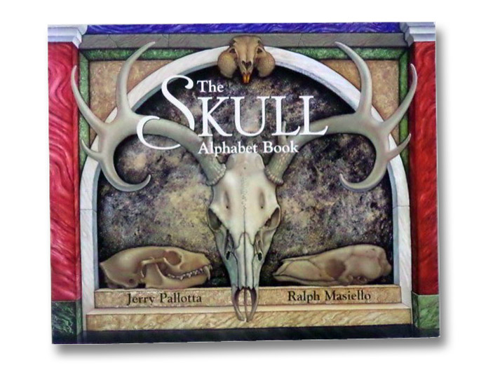 The Skull Alphabet Book, Pallotta, Jerry; Masiello, Ralph
