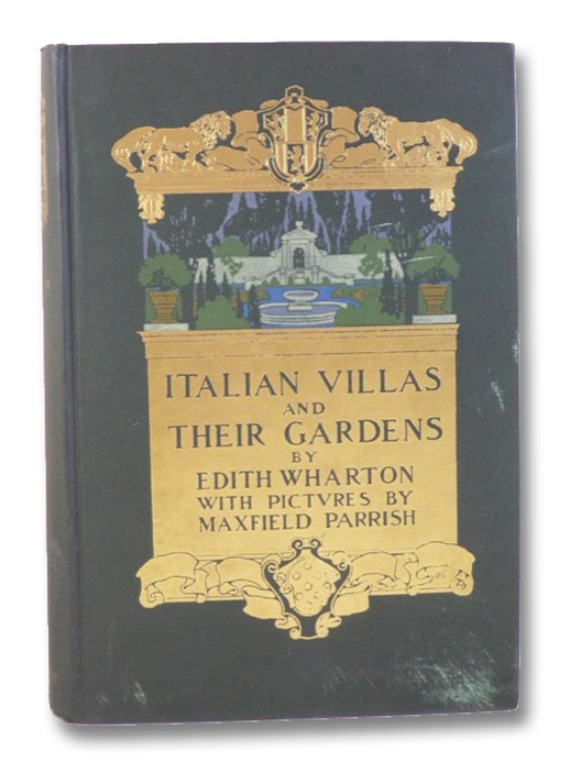 Italian Villas and Their Gardens, Wharton, Edith