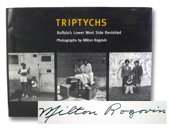 Triptychs: Buffalo's Lower West Side Revisited, Rogovin, Milton; Coles, Robert; Gould, Stephen Jay; Wypijewski, Joanne