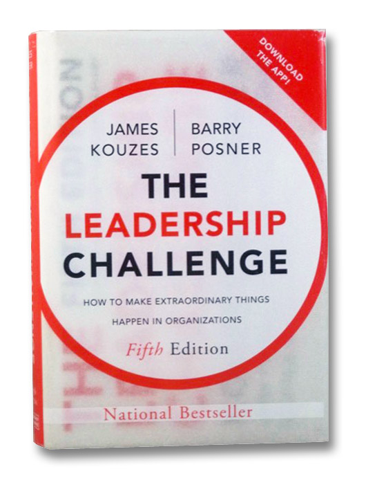 The Leadership Challenge: How to Make Extraordinary Things Happen in Organizations, Kouzes, James; Posner, Barry