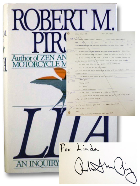 Lila: An Inquiry into Morals, Pirsig, Robert M.