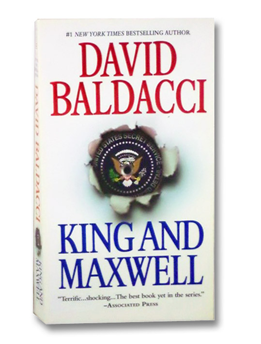 King and Maxwell, Baldacci, David