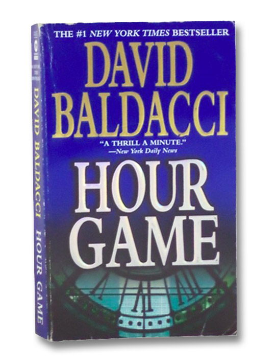 Hour Game, Baldacci, David