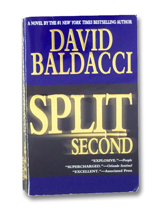 Split Second, Baldacci, David