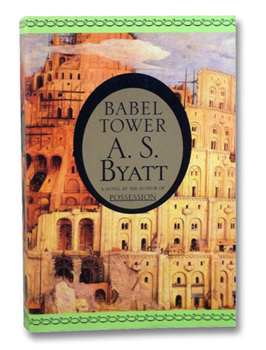 Babel Tower, Byatt, A.S.