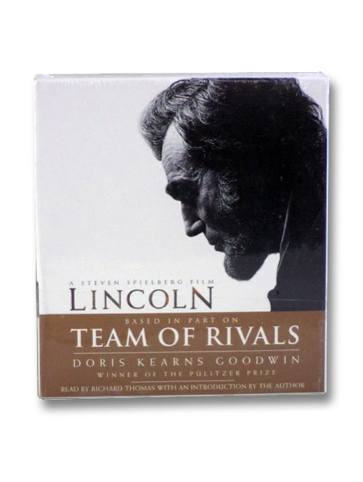 [Lincoln: A Steven Spieldberg Film Based in Part on] Team of Rivals: The Political Genius of Abraham Lincoln - Audio CD, Goodwin, Doris Kearns