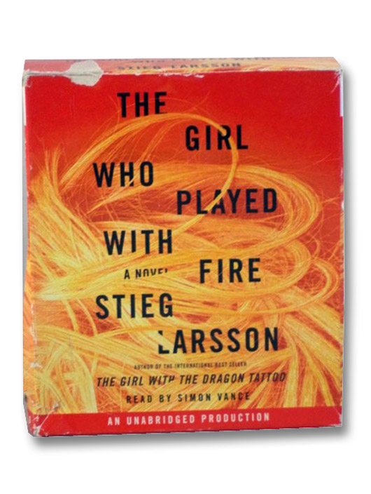 The Girl Who Played with Fire - Audio CD, Larsson, Stieg