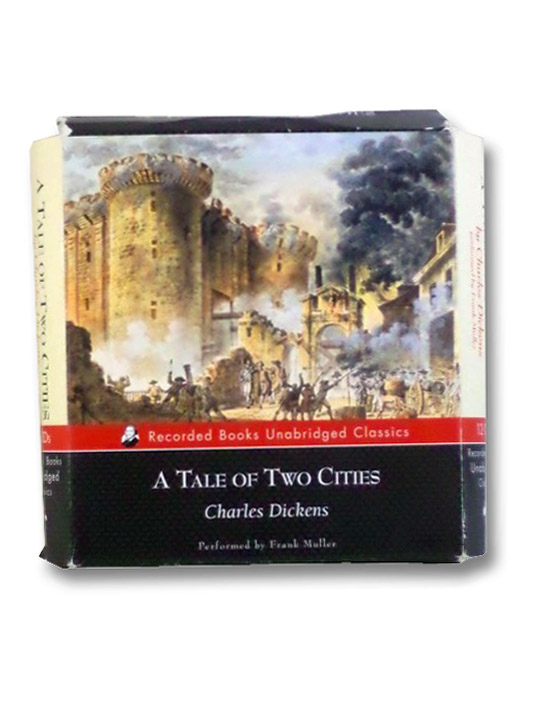 A Tale of Two Cities - Audio CD, Dickens, Charles